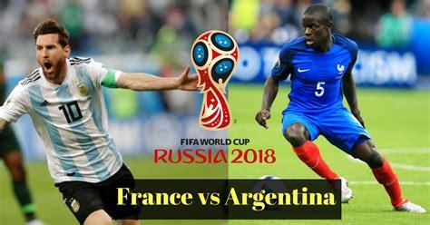 argentina vs