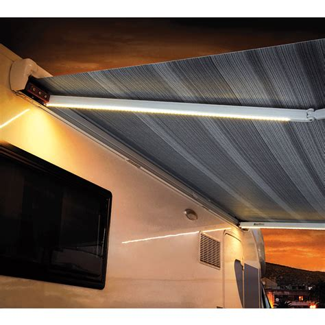 lateral arm awning lateral arm awning led light kit ebay
