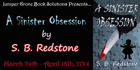 sinister justice books archived a sinister obsession by s b redstone