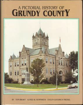 Grundy County Records A Pictorial History Of Grundy County Missouri 1991
