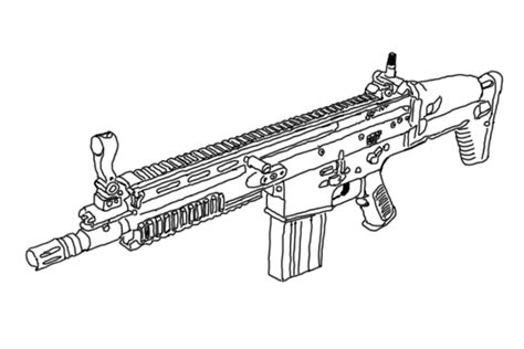 H Drawing by How To Draw Scar H