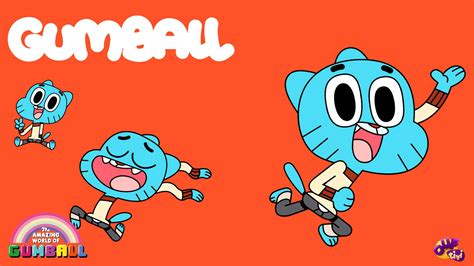 Gumball L by Le Monde Incroyable De Gumball Ouftivi