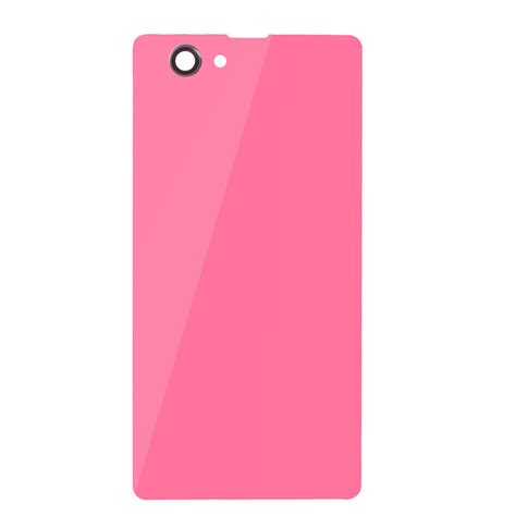 Backdoor Sony Xperia Z1 new back door battery rear glass cover for sony