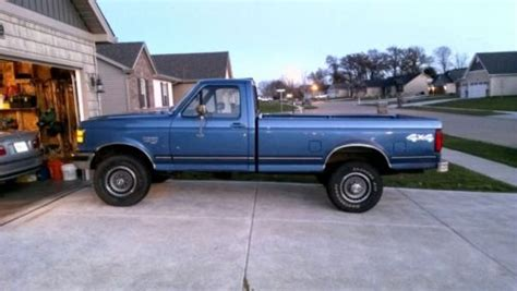 1991 ford f250 for sale 1991 ford f 250 for sale kijiji used cars for sale
