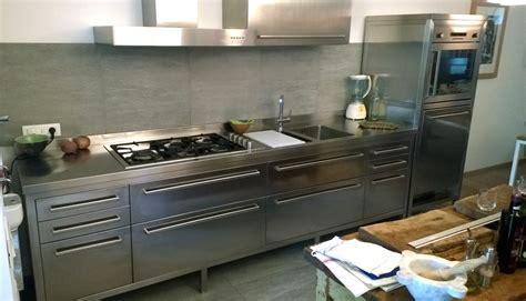 cucine in acciaio inox cucine acciaio inox borlina acciaio