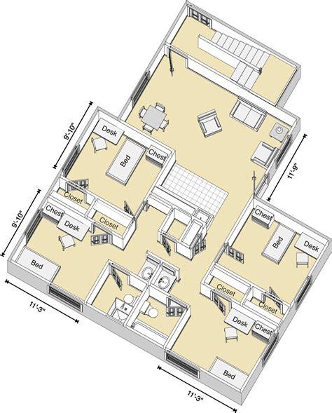 texas tech university university student housing carpenterwells complex