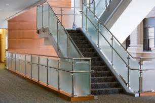Wooden Handrails For Outdoor Steps Ideas Beautiful Glass Stair Railing Design Examples To