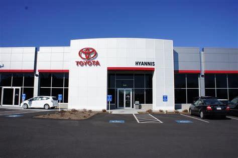 Toyota Hyannis Hyannis Toyota Car Dealership In Hyannis Ma 02601 1829