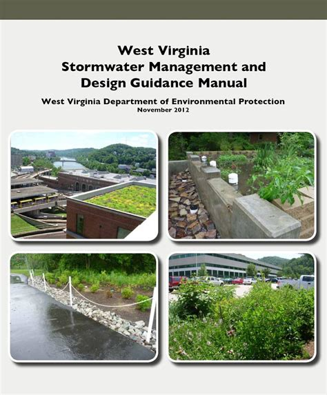 design west management stormwater management and design guidance manual