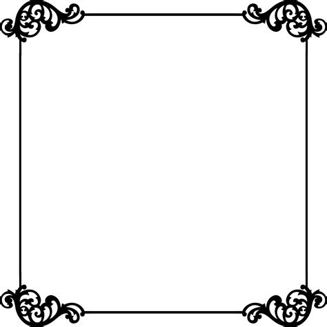 Card Border Template Free by Border Frame Clipart Panda Free Clipart Images