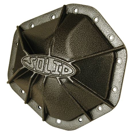 factory pattern exles c solid axle gm corporate 14 bolt differential cover
