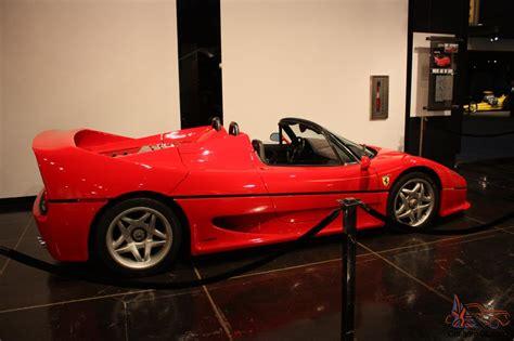 How Much Is A Ferrari F50 by Ferrari F50 Car Classics