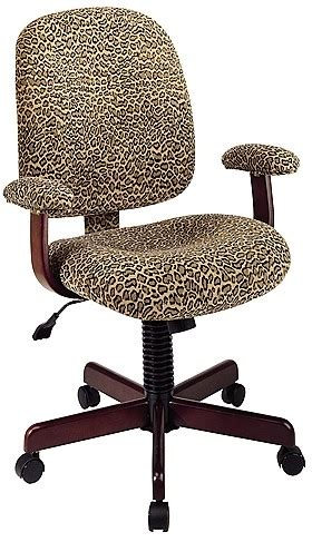 Leopard Office Chair - 1000 images about office chair reupholster on