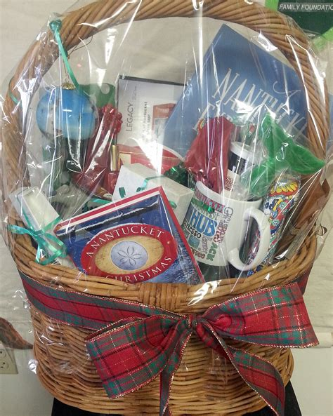 enter our raffle at christmas stroll a safe place nantucket