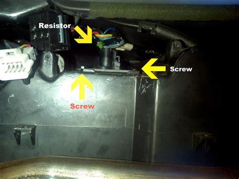 suburban blower motor resistor  chevrolet