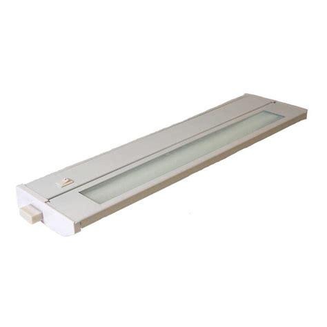 American Lighting Fixtures American Lighting 96006 White 14 Quot 8 Watt 3000k Hardwire Priori T2 Fluorescent Cabinet