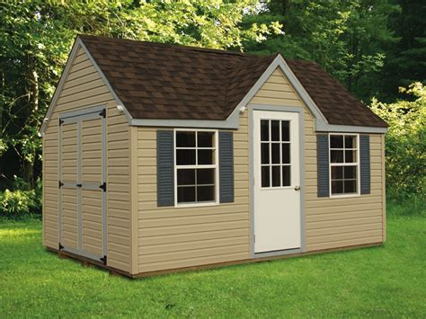 Mast Sheds by Mast Mini Barns Chalet