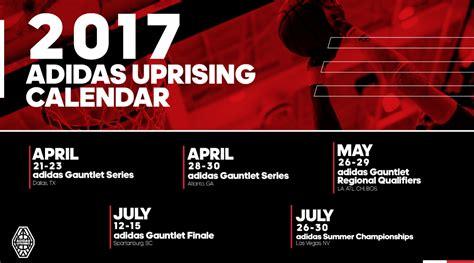 adidas announces dates for 2017 uprising circuit slamonline