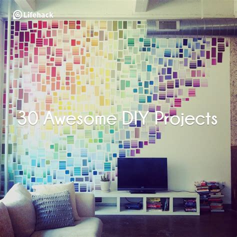dyi projects 30 awesome diy projects that you ve never heard of