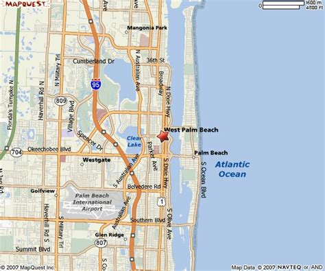 west palm map west palm florida houses images