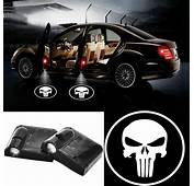 2018 Punisher Universal Wireless Car Projection Led