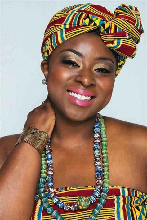 new styles guide to tying nigerian traditional head tie ankara head wraps styloss com