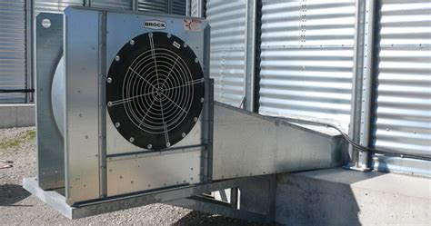 12 grain bin fan 15 039 grain aeration