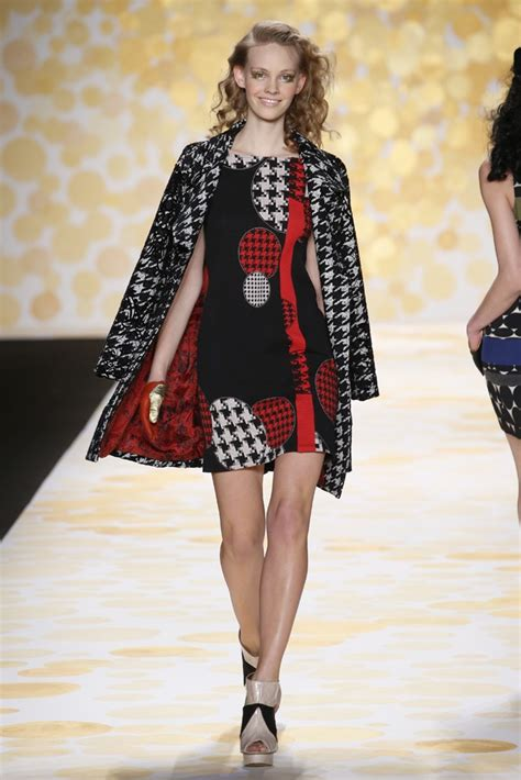 Are You Ready For Fashion Week by Desigual Fall 2014 Ready To Wear Fashion Week 6