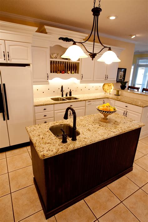 kitchen island with sink beautiful white kitchen decorating ideas feat white