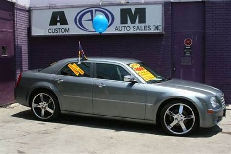 Chrysler 300 For Sale In Los Angeles by Chrysler 300 For Sale Los Angeles Ca Carsforsale