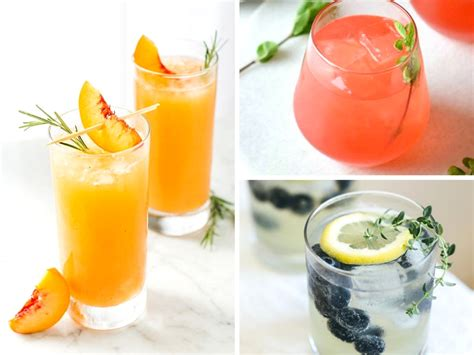 summer cocktail recipes 12 summer cocktail recipes your guests will adore she