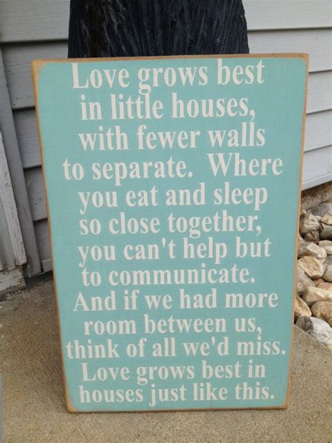 love grows best in little houses love grows best in little houses by dingbatsanddoodles