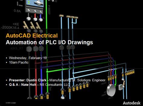 automation  plc io drawings harold  controls