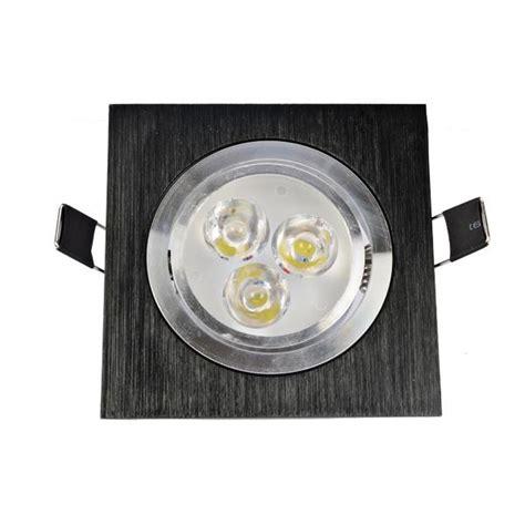New Lu Ceiling Downlight Led Cob 3 Watt Cahaya Warm White Keren 3w 5w 7w 12w one black led square cob ceiling