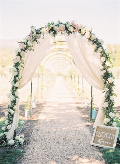 Wedding Arch Plans by Bohemian Wedding Arches Turn Any Space Into A Enclave