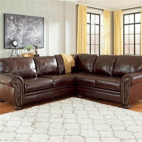 ashley raf sofa sectional signature design by ashley banner 2 pc sectional raf