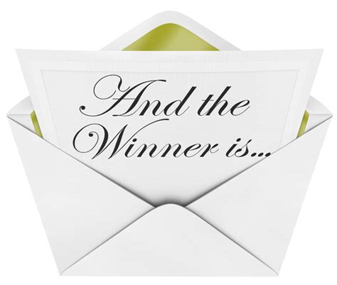 Sweepstakes Winners List - tv sweepstakes winner announcement hole in one insurance