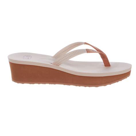 ugg flip flops wedge