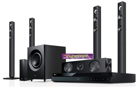 Lg Ht805vm Home Theater System bh7520tw lg home theatre system the electric discounter