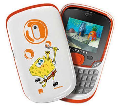 Hp Motorola Kairo Alcatel Ot 355 Bob Esponja Es Una Edici 243 N Especial De Este M 243 Vil De Gama Baja Que Han Lanzado