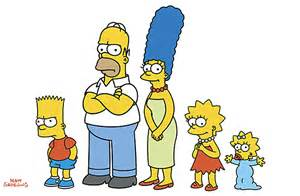the simpsons american profile