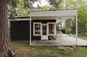 mid century modern tiny house mid century modern home in sweden small house bliss