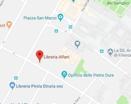 libreria alfani firenze le nostre librerie libreria la bancarella piombino