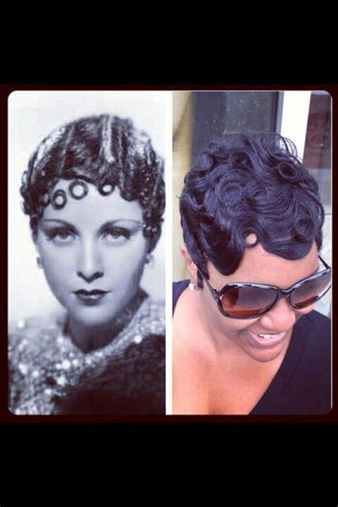 rods and finger wave hair styles 96 best fingerwaves pin curls short fingerwave styles