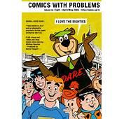 COMICS WITH PROBLEMS 8  Yogi Bear DARE And Archie FBI