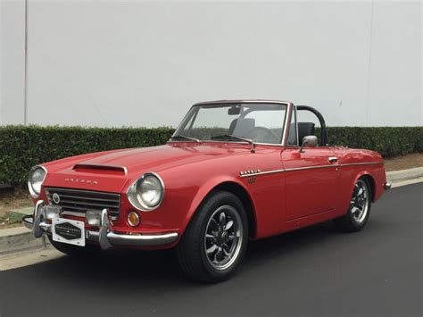 datsun roadster 1968 datsun 1600 roadster for sale on bat auctions sold