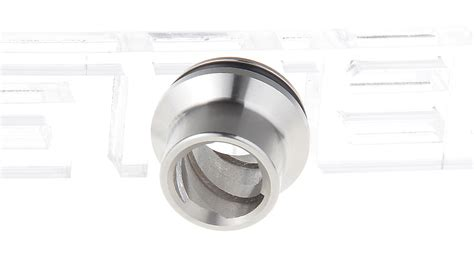 F01 Authentic Ud Huracan L3 Wide Bore Spiral Drip Tip Rda Rta Dript 6 19 authentic youde ud huracan l2 wide bore spiral drip tip 304 stainless steel 16 5mm