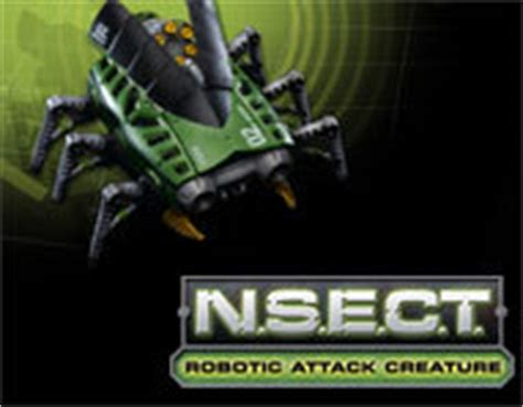 Tyco Nsect Robotic Attack Creature by Tyco R C N S E C T Robotic Attack Creature Review