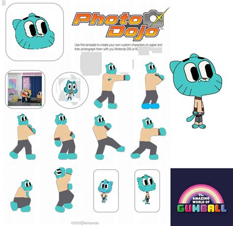 photo dojo gumball by cthboy on deviantart