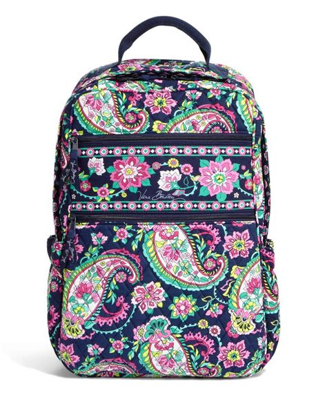 Get Bushs Paisley Look by Best 25 Vera Bradley Backpack Ideas On Vera